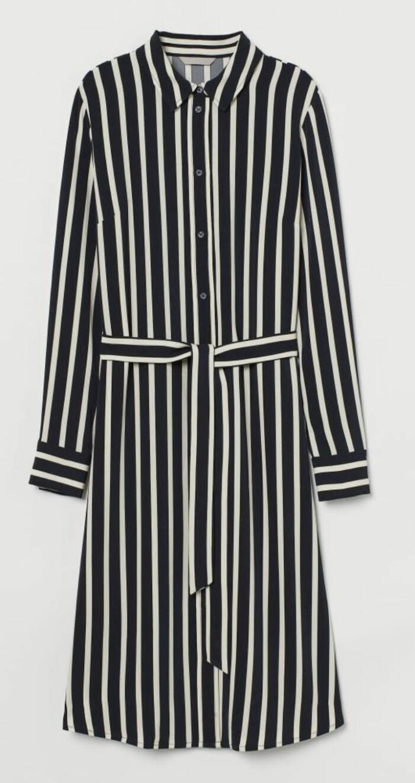 skjortklänning H&M