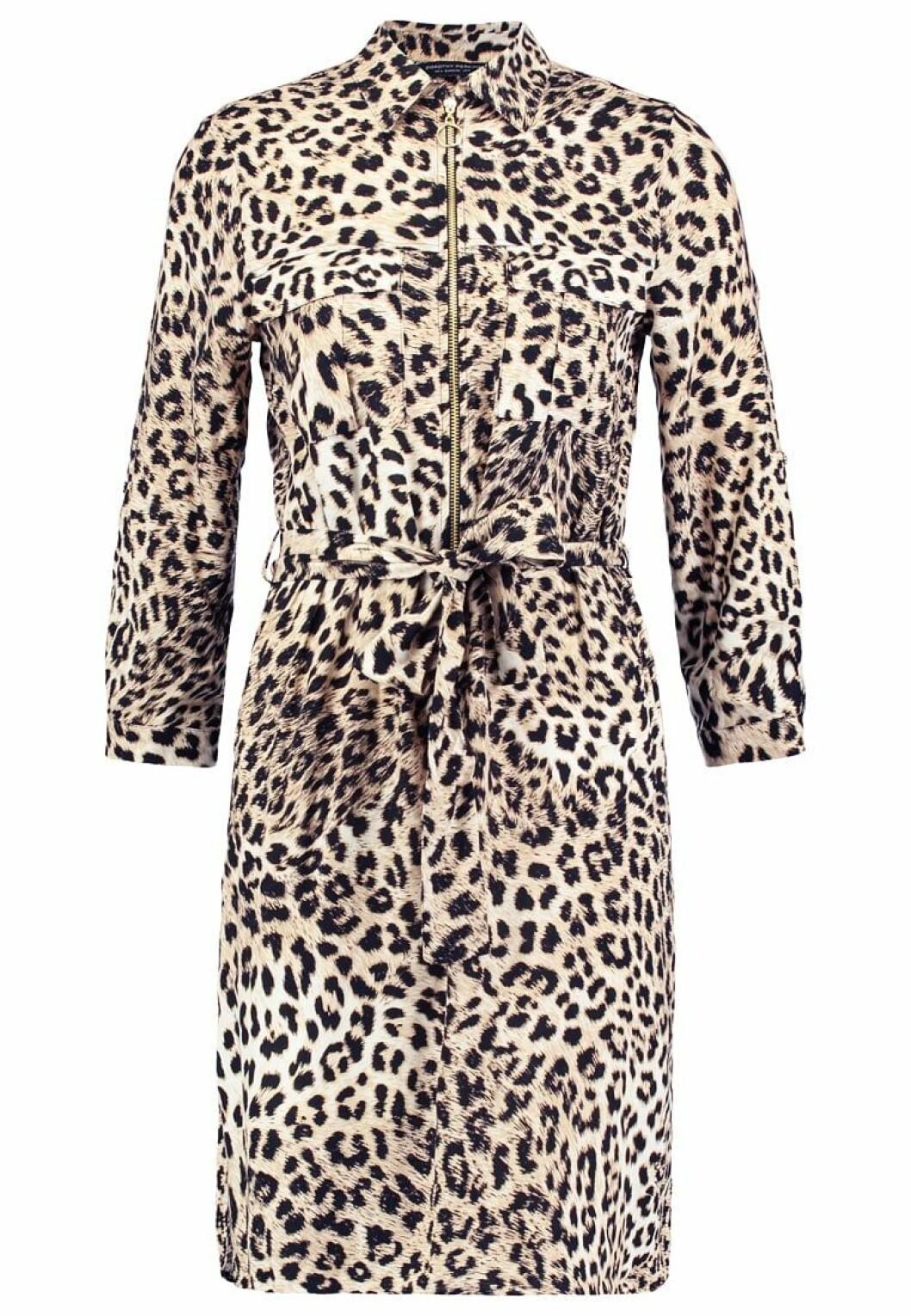 skjortklanning leopard