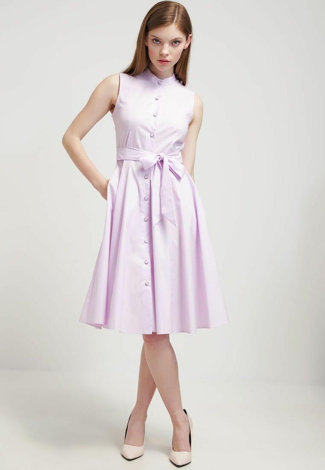 skjortklanning rosa