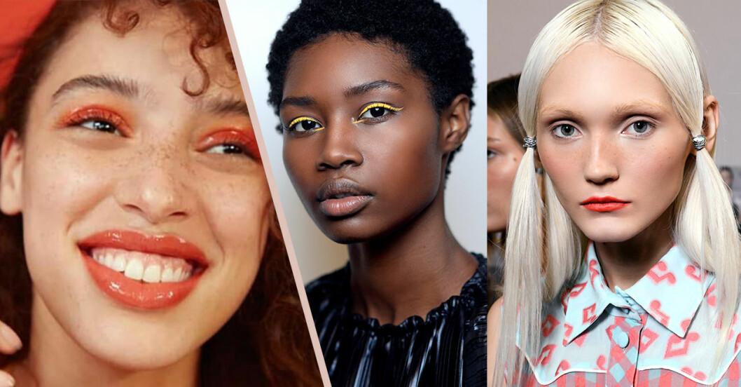 Skönhetstrender 2019: Allt om säsongens smink, make up och produkter