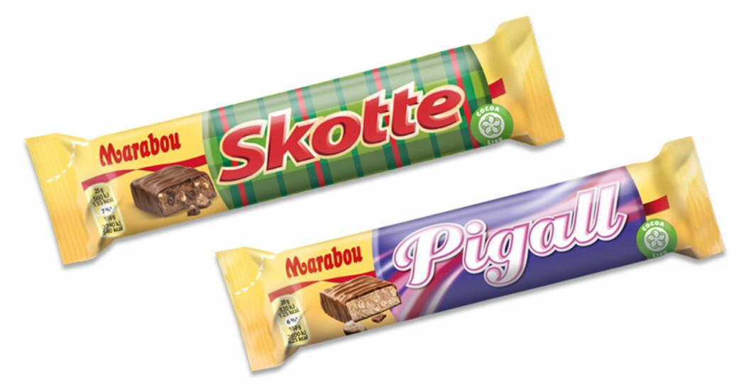 Pigall och Skotte