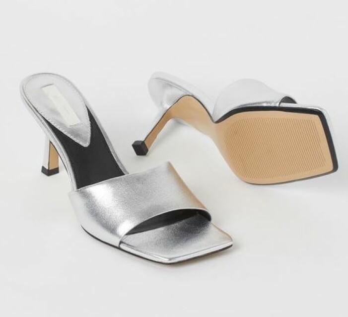 Slip-in sandaletter fån H&M