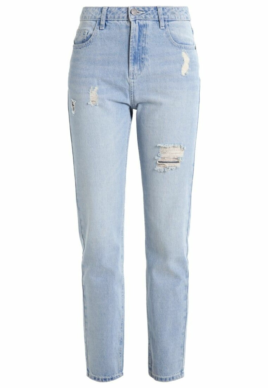 slitna trashade mom jeans