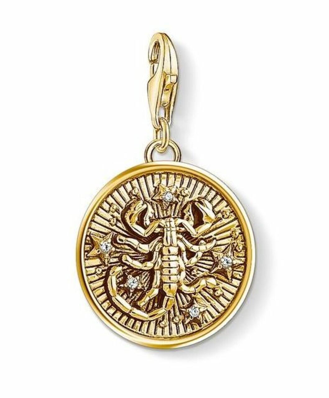 Smycke stjärntecken skorpinion