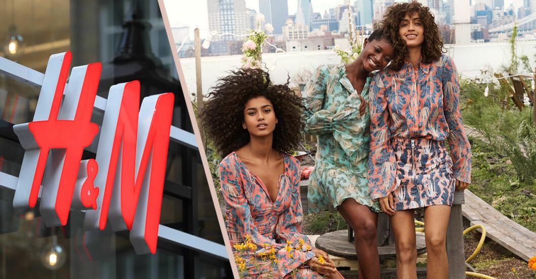 Snart kan du hyra kläder på H&M