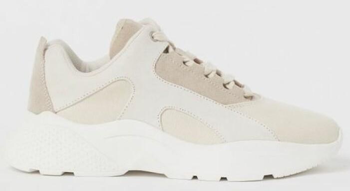 Sneakers till dam från H&M