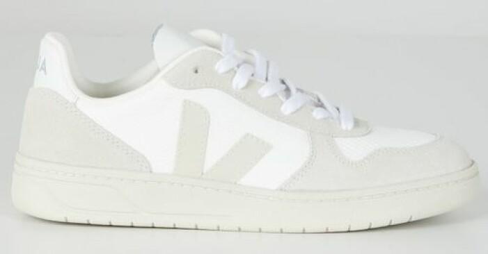 Klassiska sneakers vintage dam från Veja