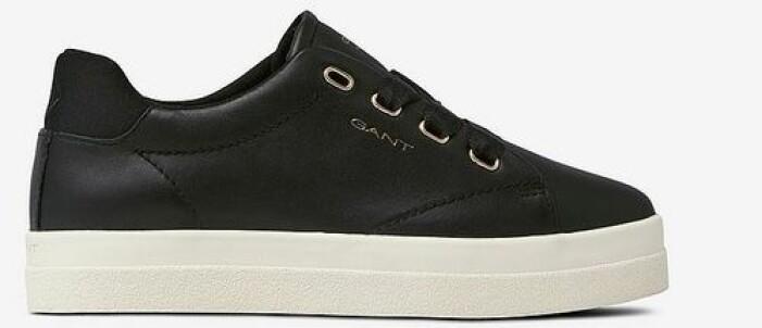 Svarta sneakers från Gant