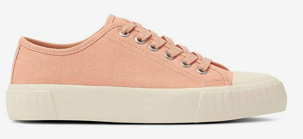 Korallsneakers till dam från Vagabond för våren 2019