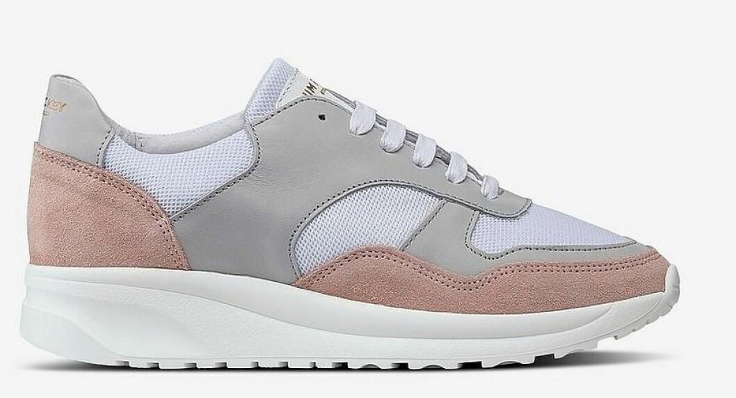 Pastellfärgade sneakers till dam från Jim Rickey för våren 2019