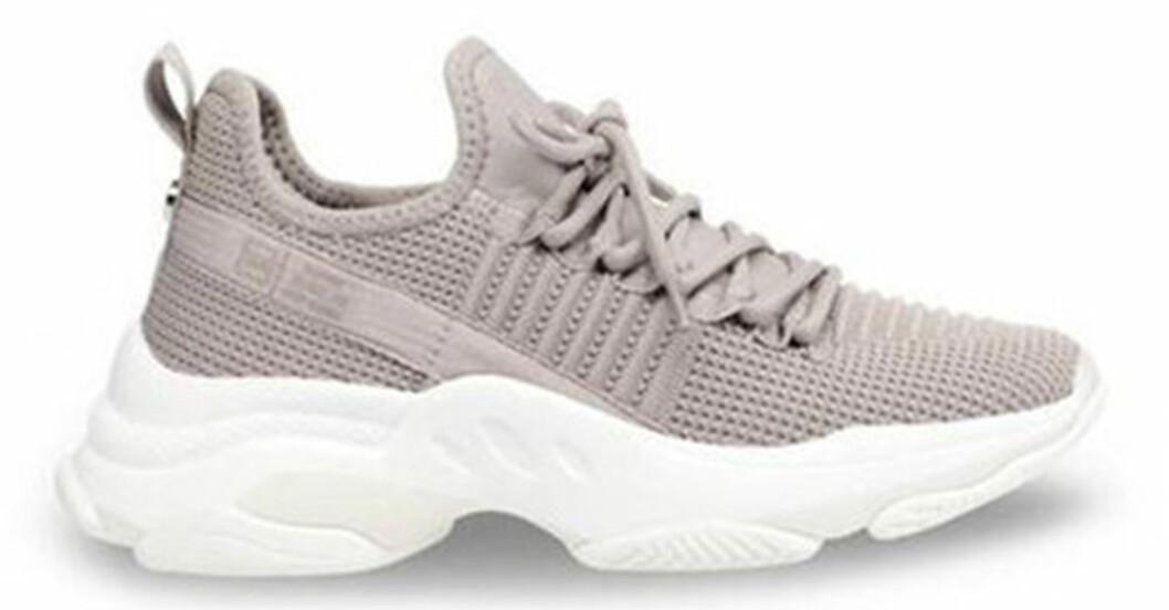 beige sneakers från steve madden