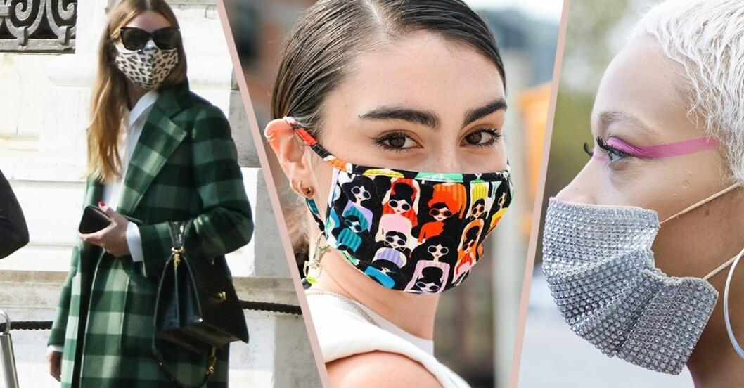 Snygga och sköna munskydd – här köper du dem