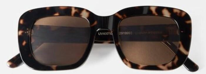 Retroinspirerade solglasögon från Carin Wester