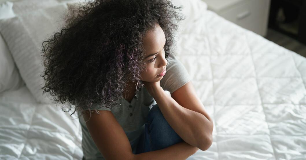En stor del av befolkningen lider av social fobi