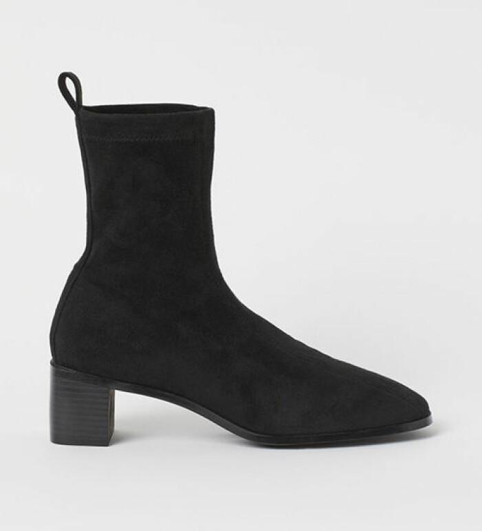 Sock boots, H&M