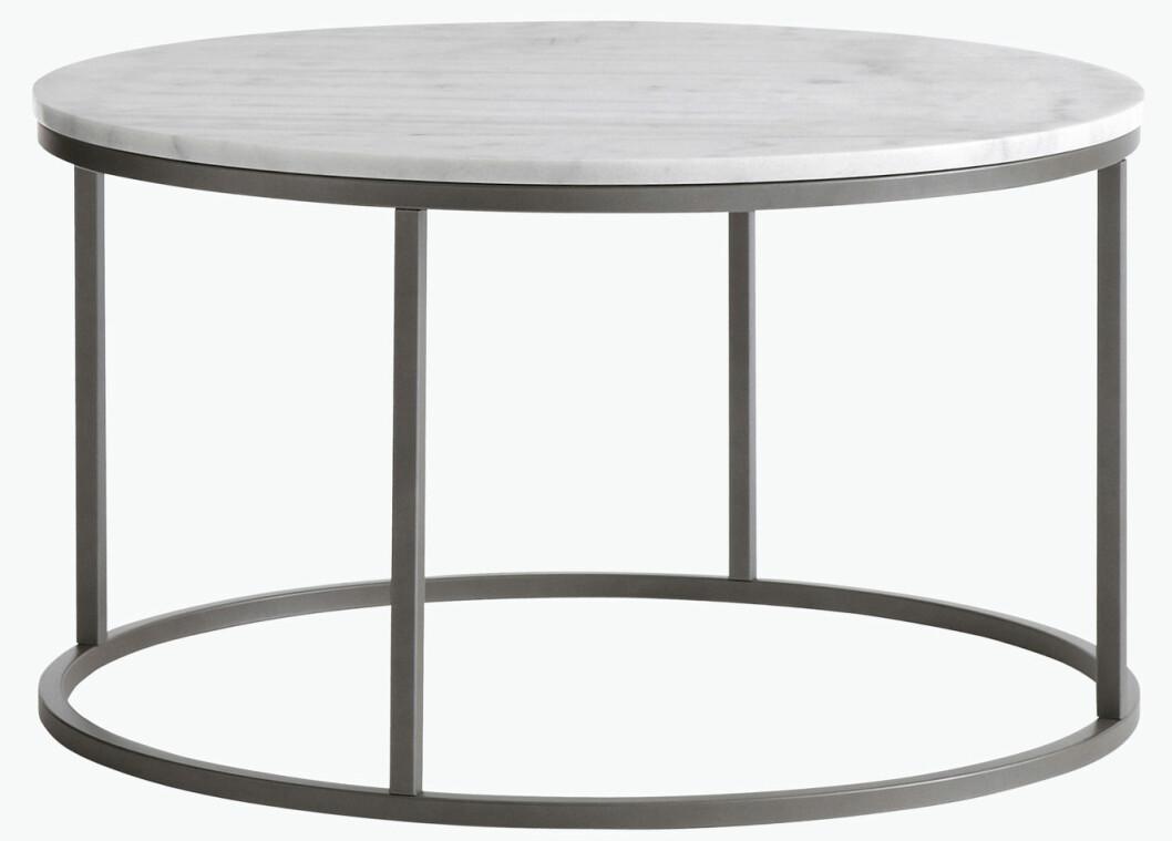 soffbord grå marmor