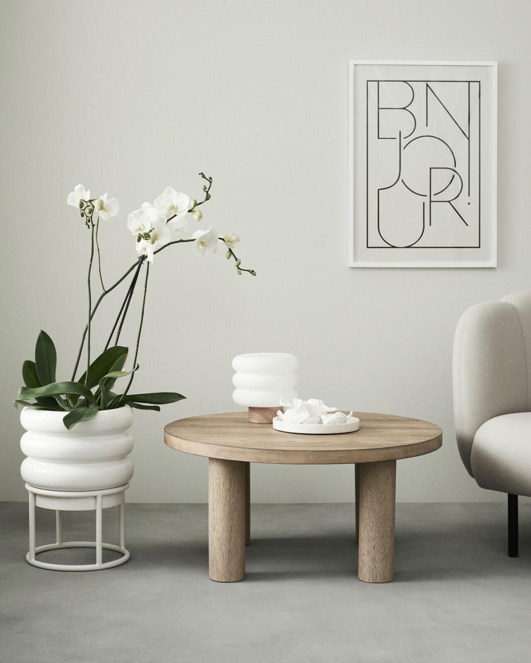 Soffbord i trä från H&M Home