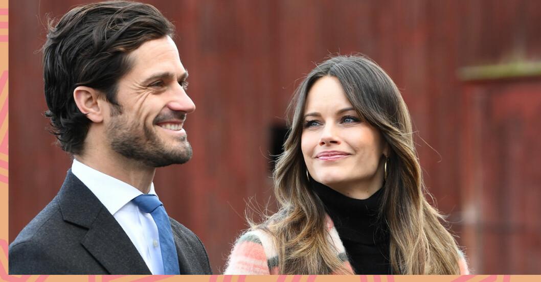 Prins Carl Philip och prinsessan Sofia väntar sitt tredje barn Prinsessan sofia gravid