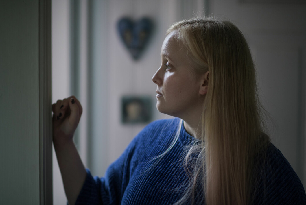 Sofie Hagfalk Woss önskar att hon inte behövt vänta så länge på att få vård för vestibulit.