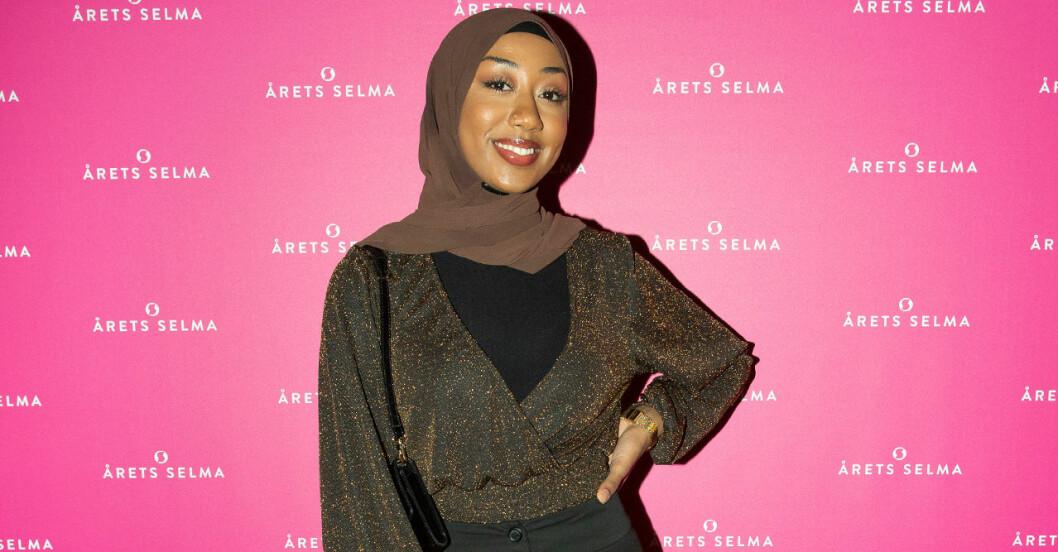 Soha Osman vinner Årets Selma Junior