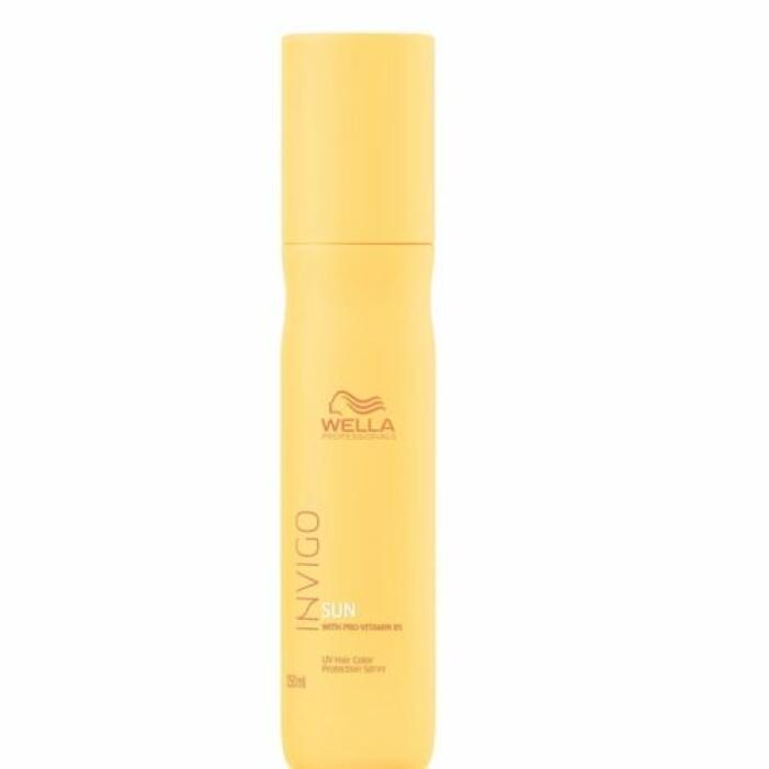 Wella Professionals Invigo Sun – spray som skyddar håret från UV-strålar
