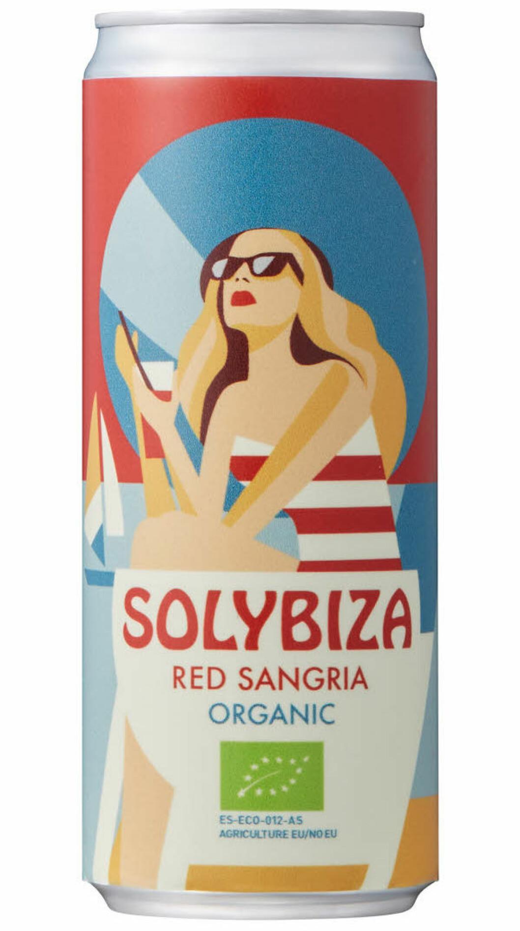 Solybiza Red Sangria Organic