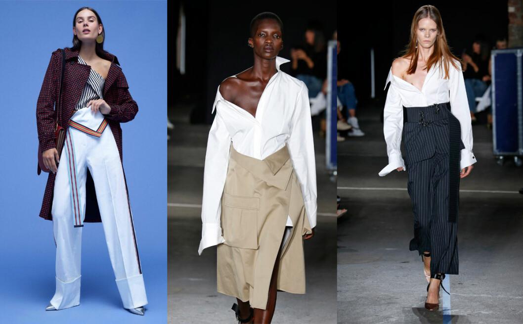 sommarens trender 2017 mode skjorta