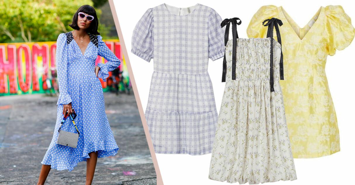 klänning sommar 2021