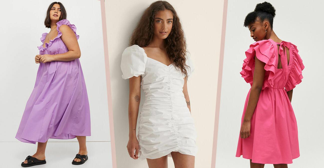 billig klänning sommaren 2021