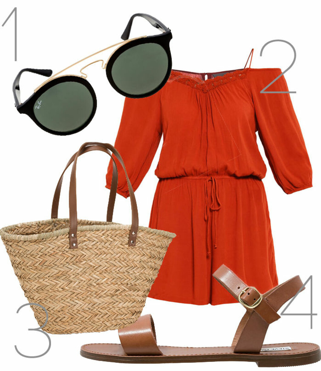 sommarmode 2016 outfit