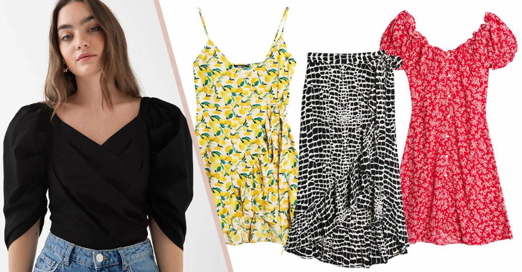 Sommarnyheter från Gina tricot till 2019