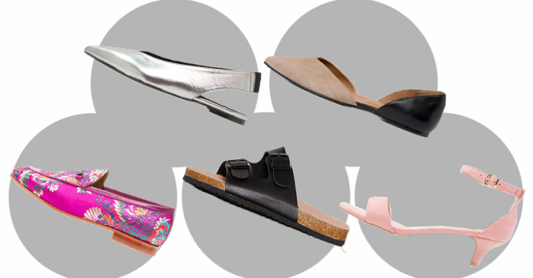sommarskor 2017 sandaler
