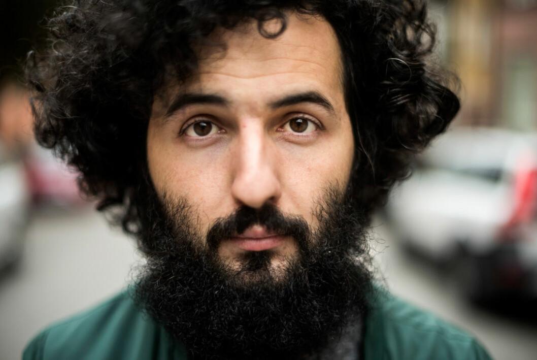 Soran Ismail oklippt och orakad efter metoo.