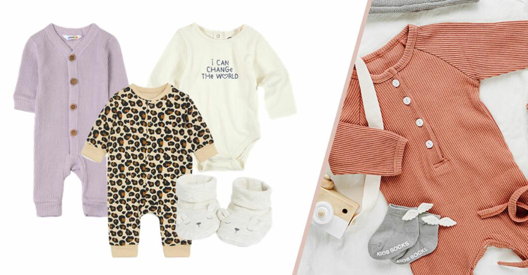 söta babykläder