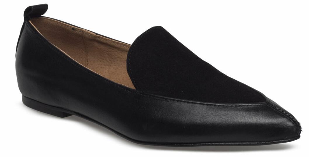 spetsiga loafers