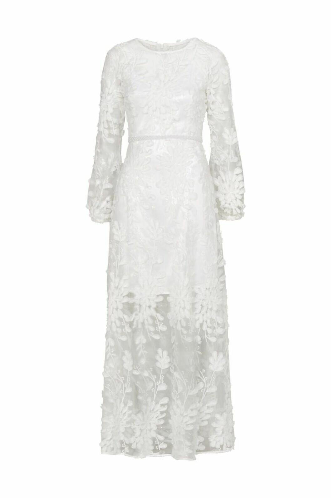 Brudklänning från ellos