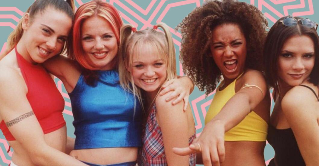Spice Girls ska göra ny film.