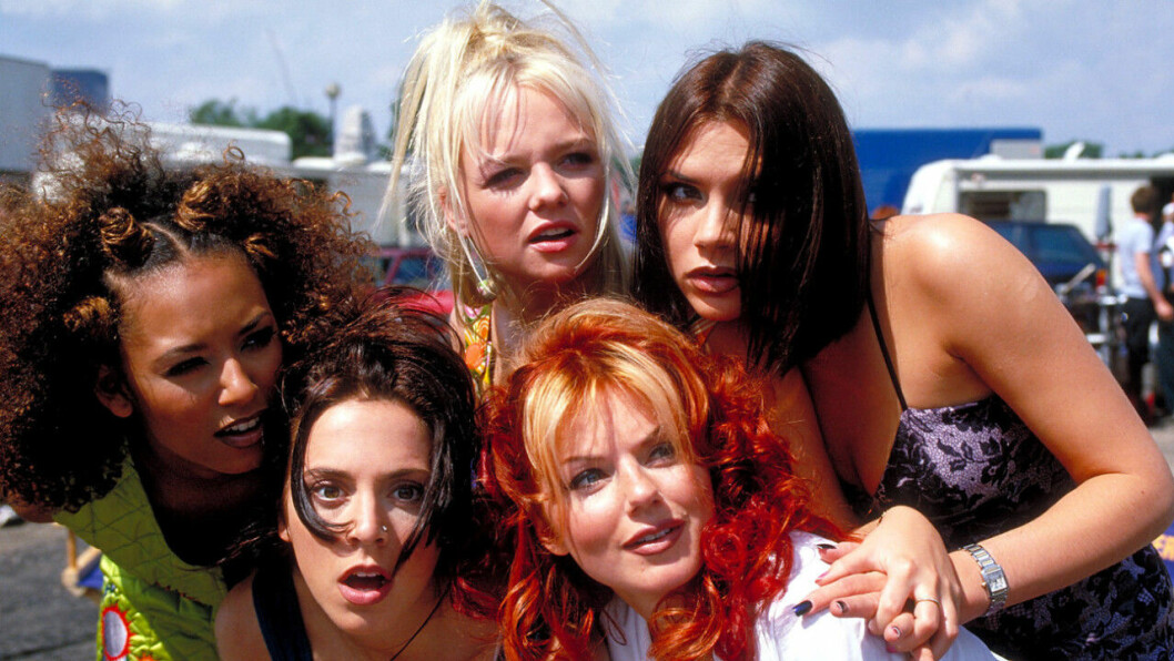 Spice Girls i Spice World