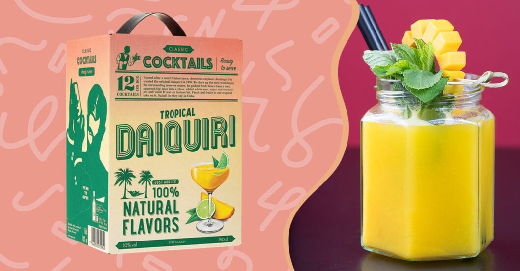 Bag in box-drink
