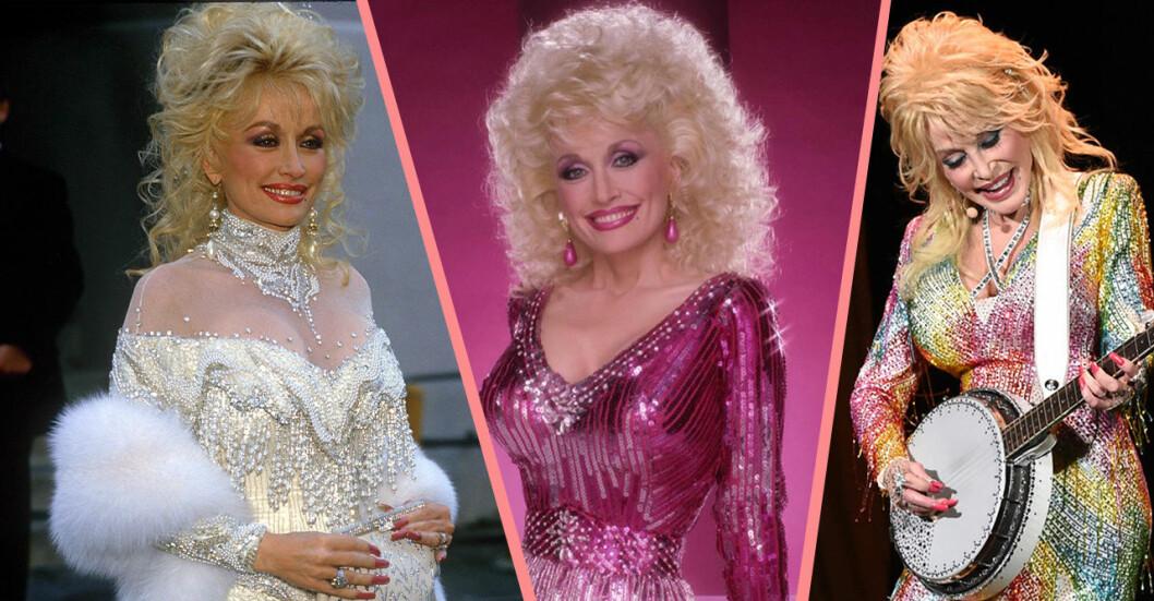 Dolly Parton genom åren
