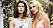 Susan Mayer och Edie i Desperate Housewives.