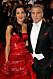 George Clooney och Amal