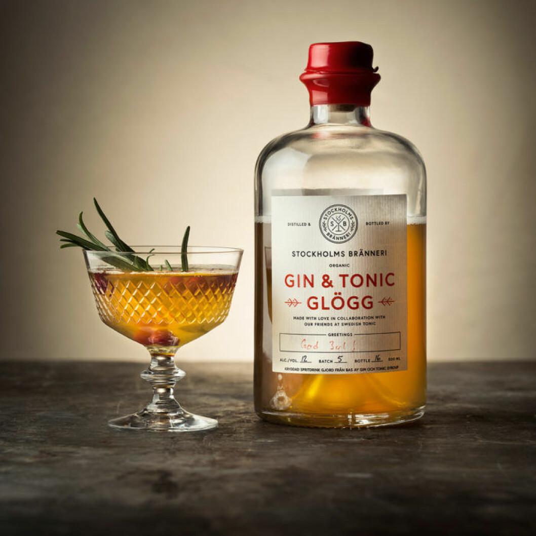 Stockholms Bränneri släpper årets Gin & Tonic Glögg.