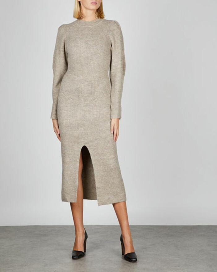 Stickad klänning från Adoore