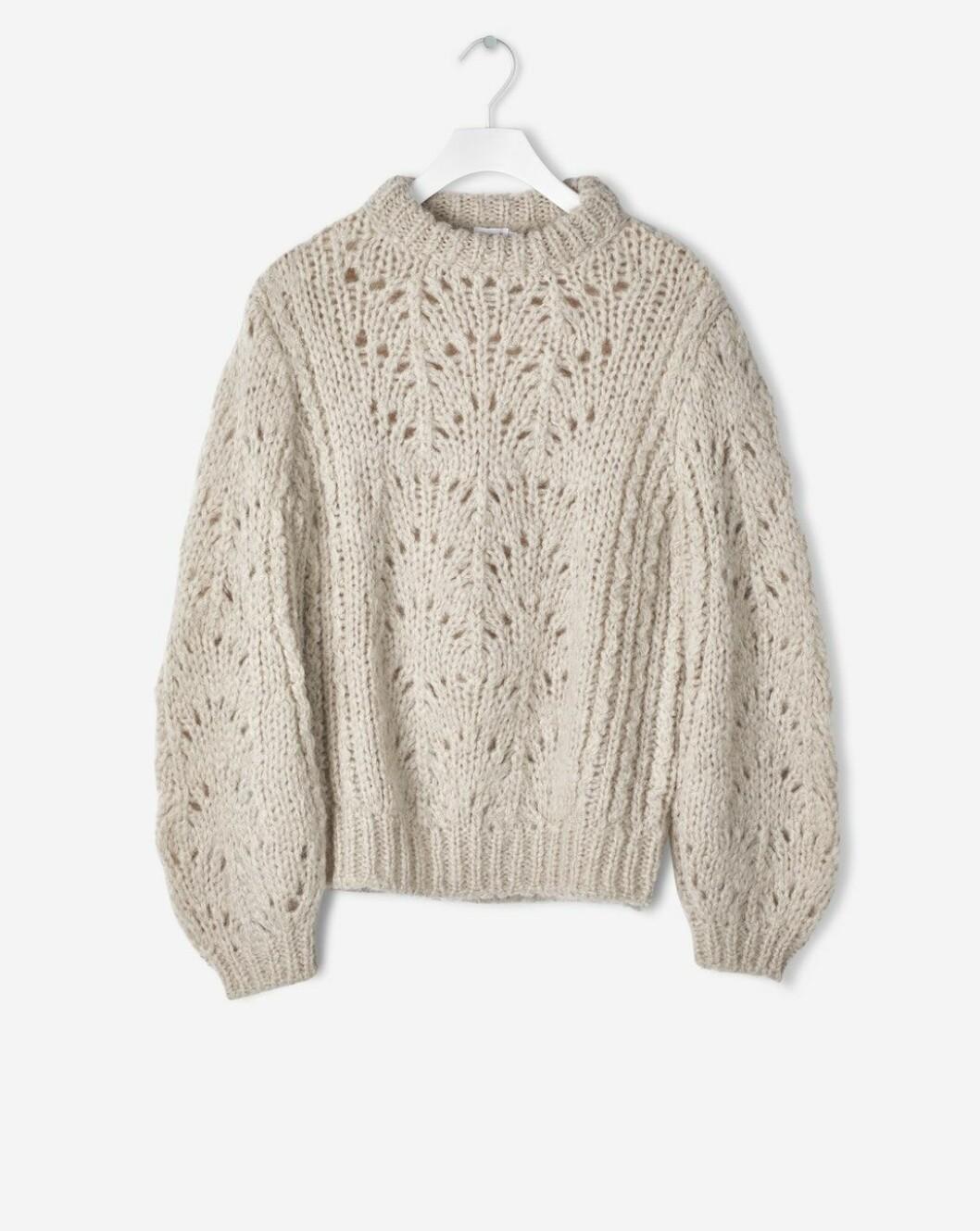 Stickad tröja Filippa K