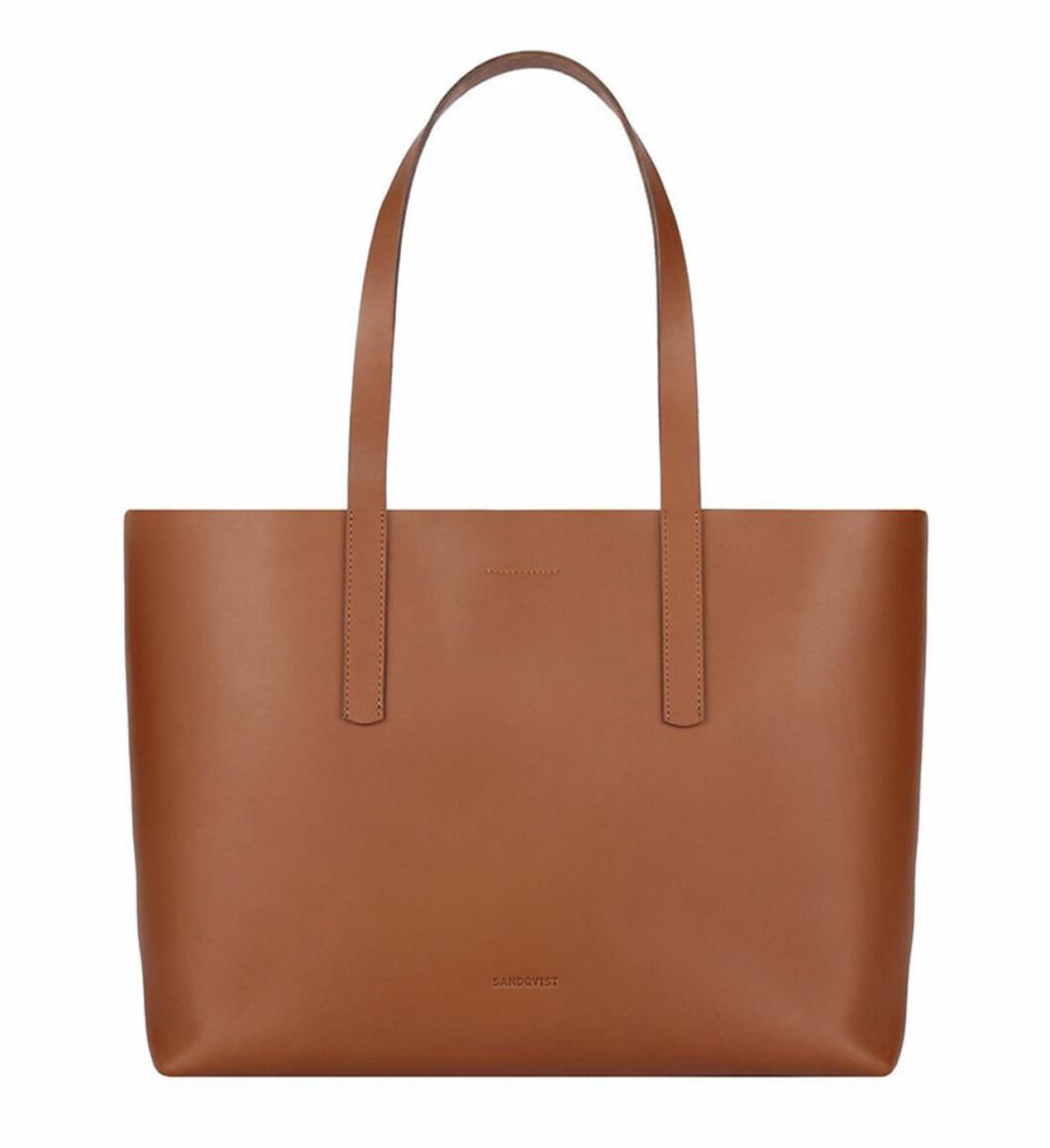Brun väska
