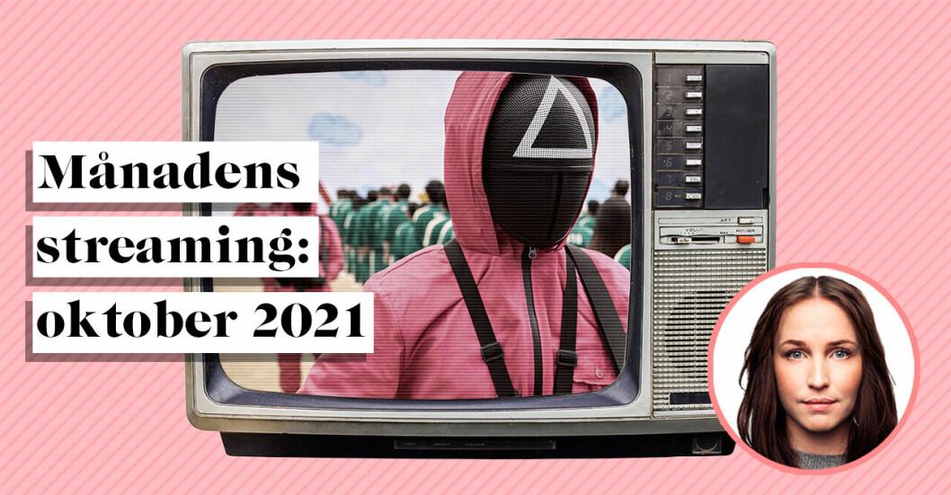 Streamingtips för oktober 2021, alla filmer och serier du behöver se.