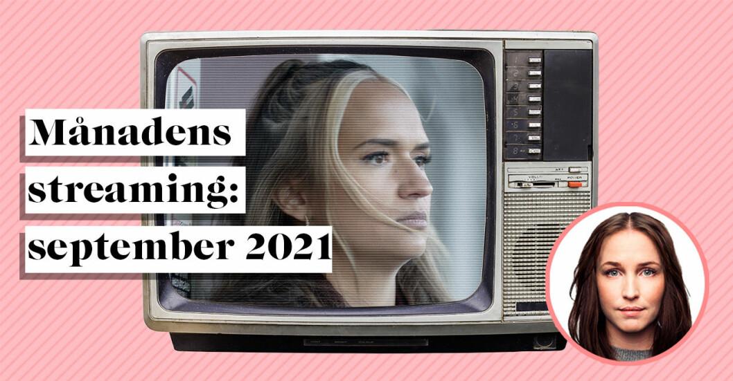 Streamingtips i september 2021.