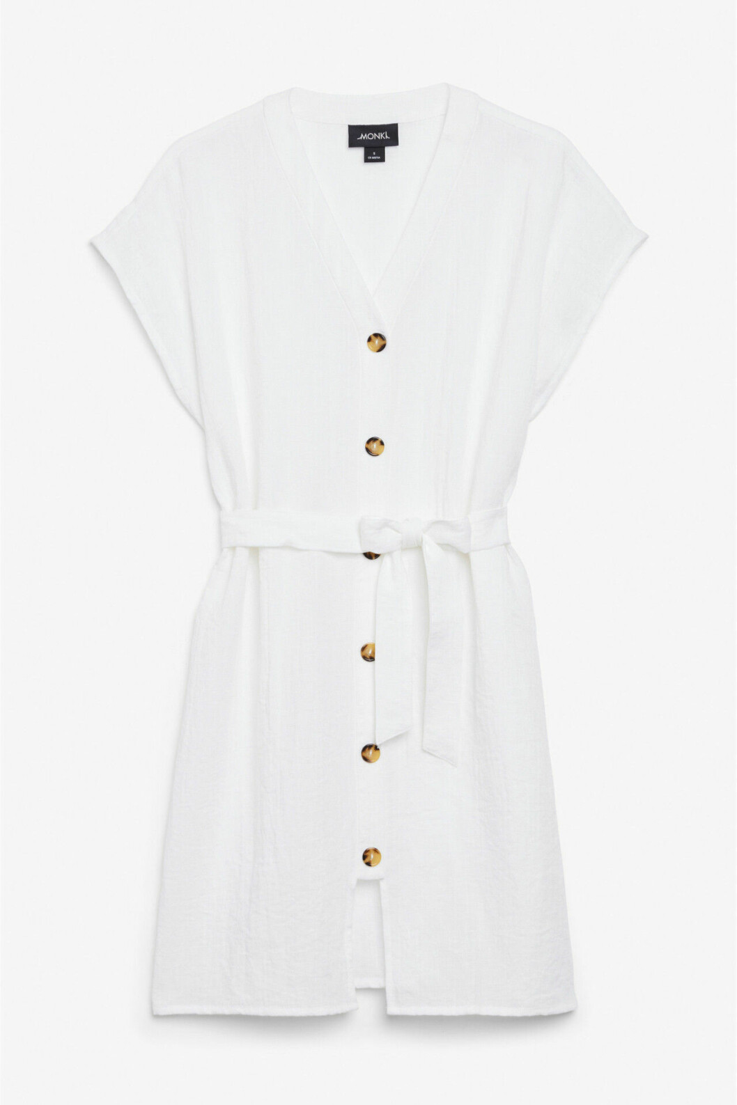 Studentklänning 2019 med knappar från Monki