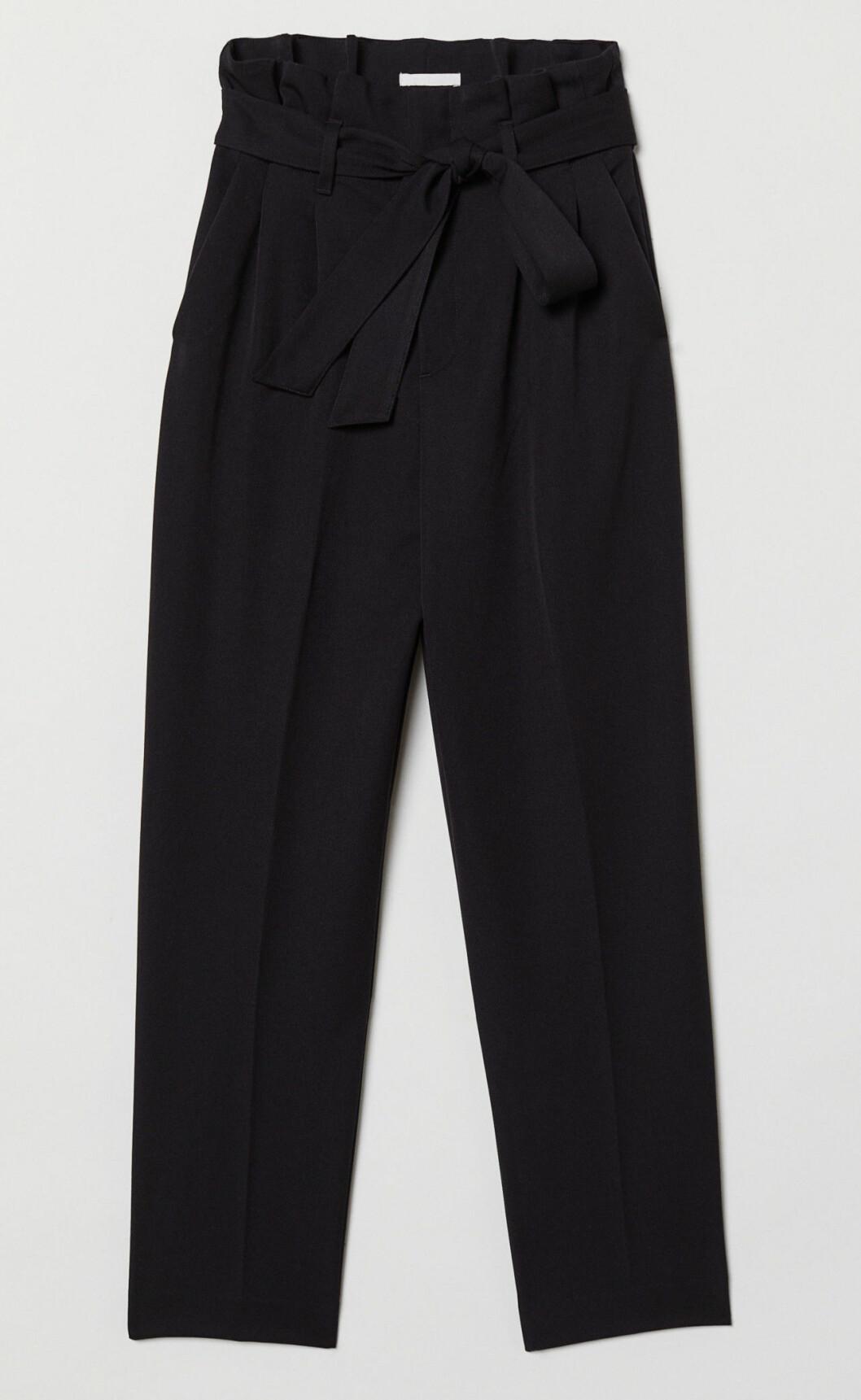 Svarta byxor från H&M